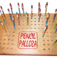 Pencil Palooza