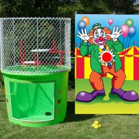 Dunk Tank - Clown